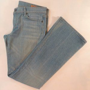 Citizens of Humanity Women's Blue Jeans Flare 30